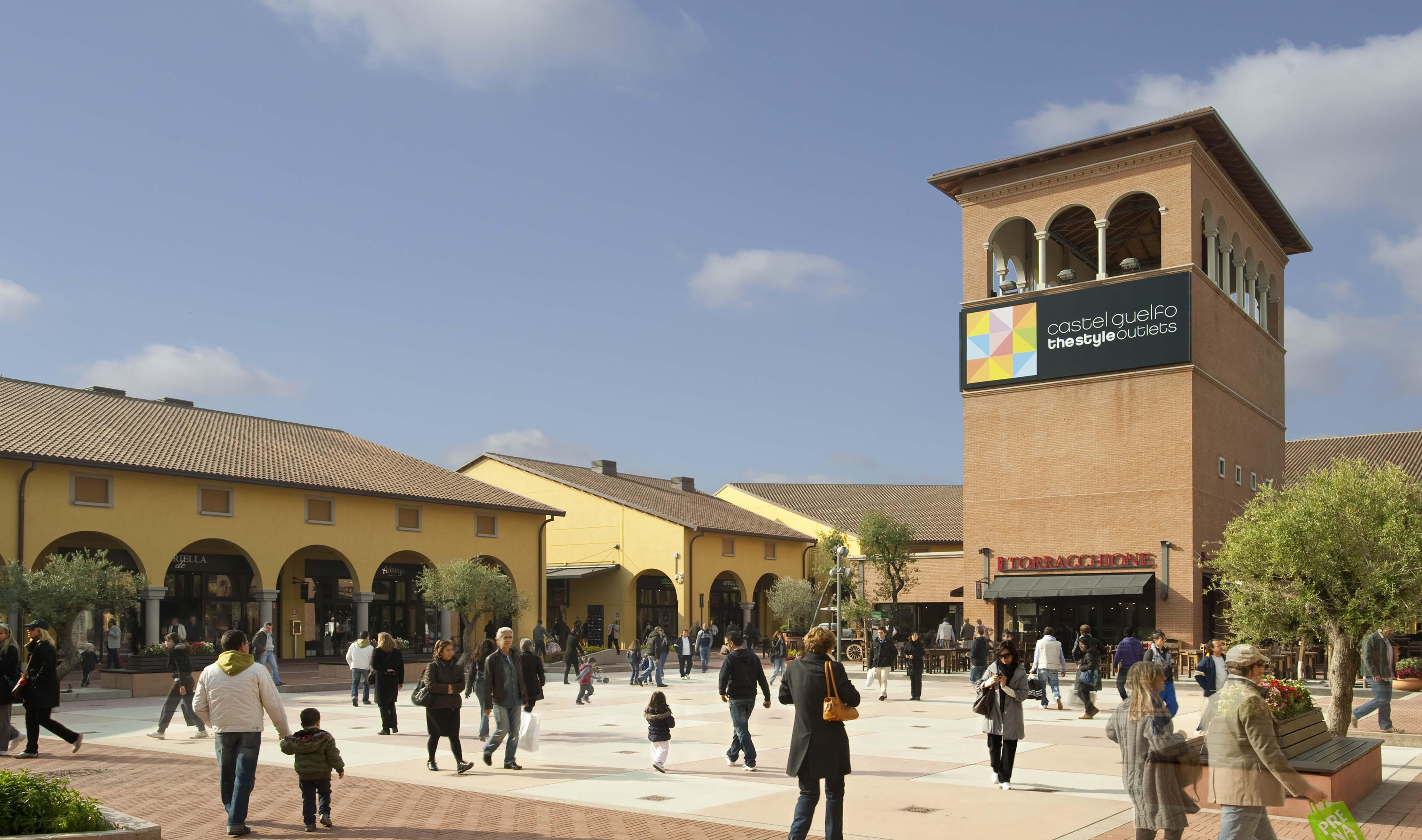 Castel Guelfo The Style Outlets: rafforzare la nostra proposta di ...