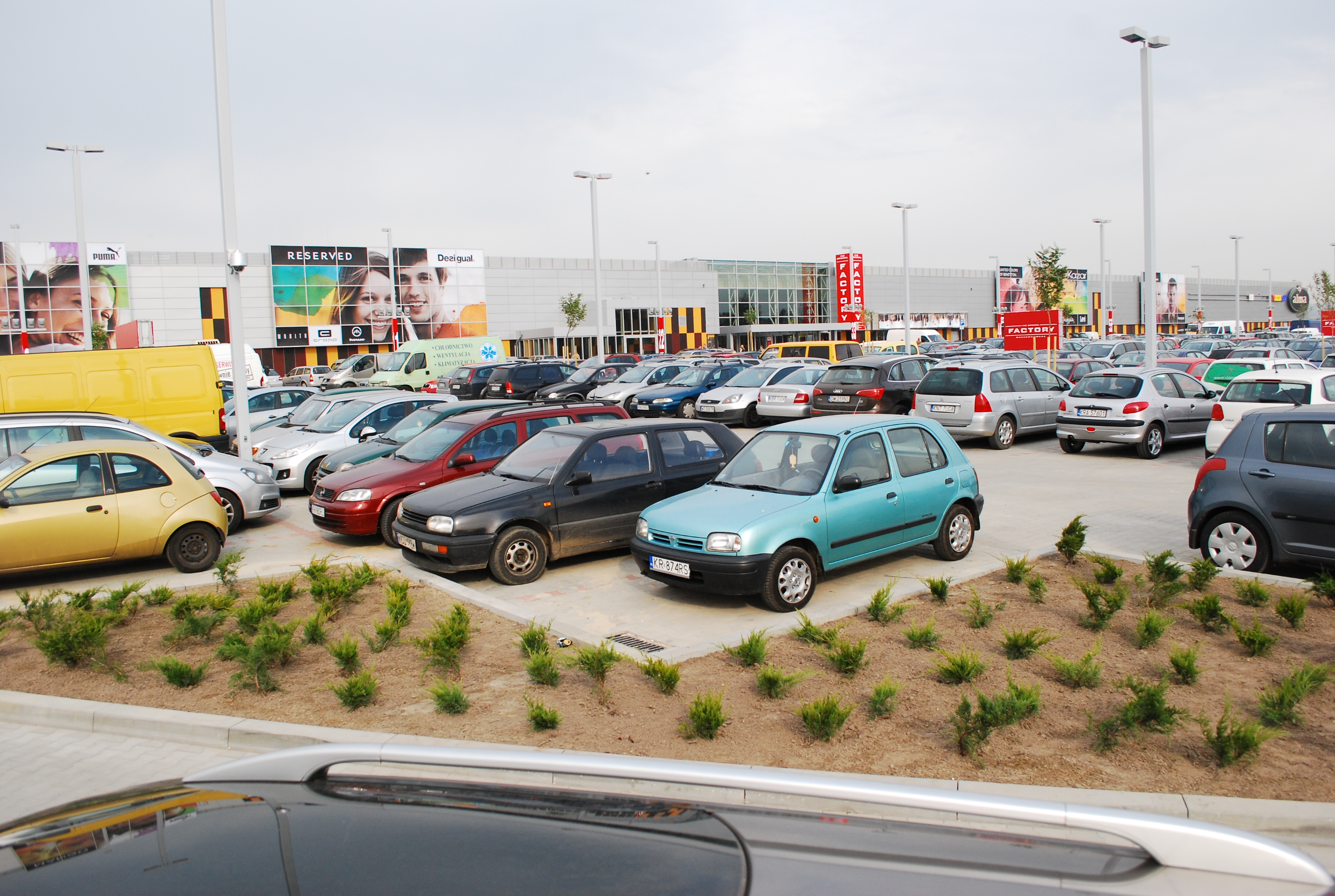 NEINVER opens a new outlet centre in Krakow