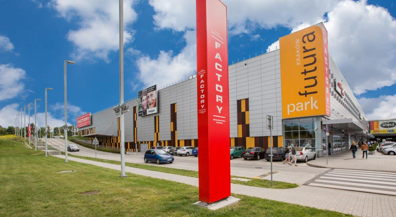 FACTORY i Futura Park Kraków