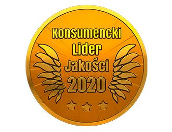 Godło Konsumencki Lider Jakości