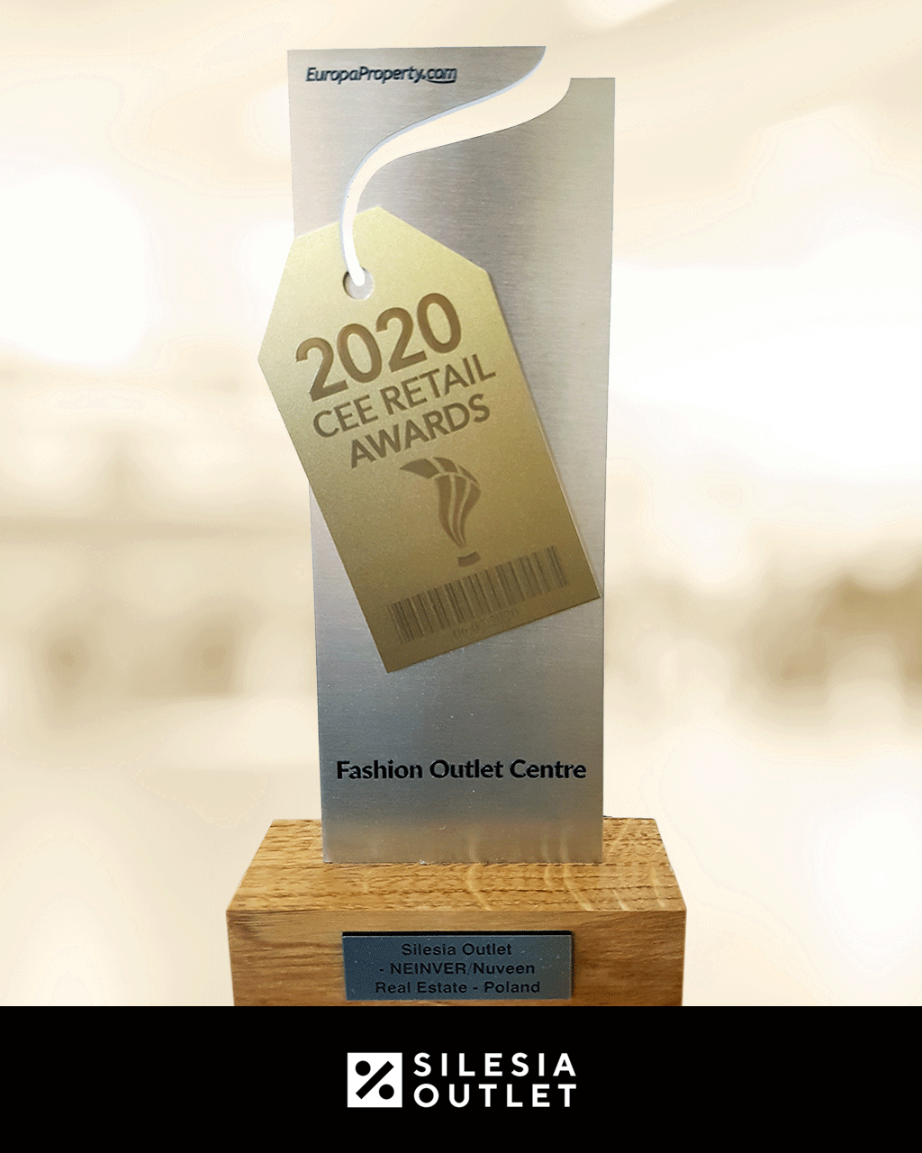 Silesia Outlet award