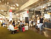 La afluencia de clientes en los outlets creció un 7%