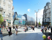 NEINVER and INDITEX agree leases in  Galeria Katowicka