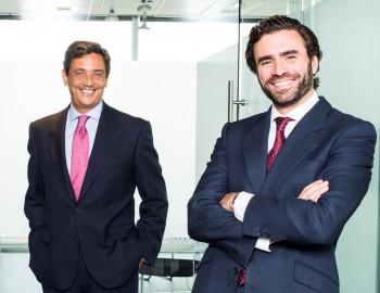 Daniel Losantos y Carlos González