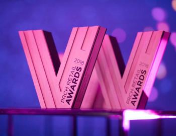 Nagroda PRCH Retail Awards 2018_statuetka