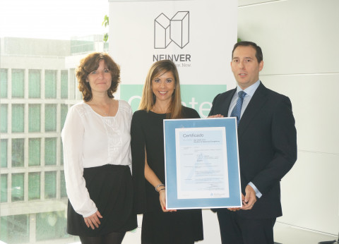 NEINVER is the first European retail property company to