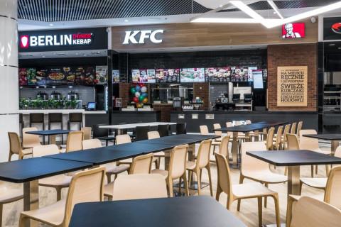 Foodcourt FACTORY Kraków