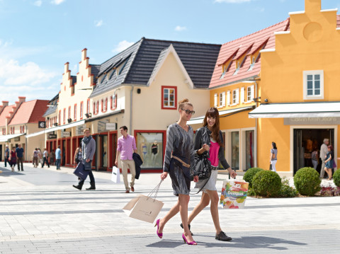 The Style Outlets France Roppenheim
